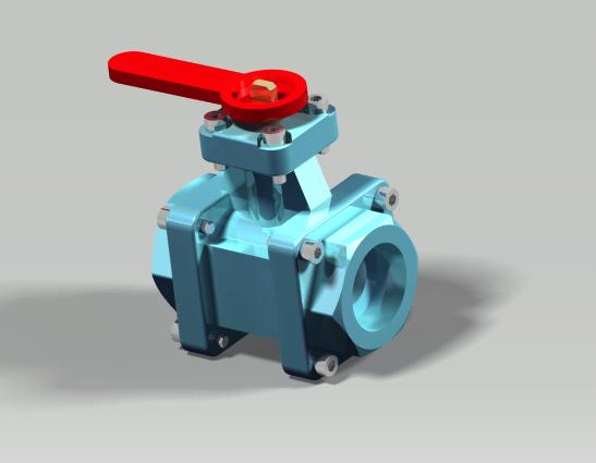 valve.jpg Télécharger fichier STL gratuit Boîte à clapets • Plan imprimable en 3D, bandit_hilmi
