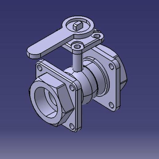 valve3.JPG Télécharger fichier STL gratuit Boîte à clapets • Plan imprimable en 3D, bandit_hilmi