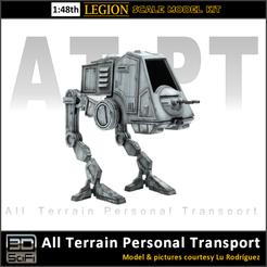 c3d_legion_make_01.png Télécharger fichier STL 3DSciFi - Transport personnel tout terrain - échelle LEGION • Plan imprimable en 3D, 3DSciFi
