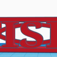 fish.png Télécharger fichier STL Stand de poissons • Modèle pour imprimante 3D, WrChicken