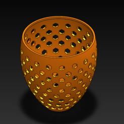 lampshade.PNG Télécharger fichier STL gratuit Lampshade • Objet à imprimer en 3D, Adr_ii3d