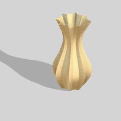 Octastar vase 1.png Download STL file Octastar vase • 3D printer object, robertastrom