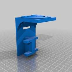 picameye.jpg Download free SCAD file A camera holder for a Raspberry Pi Cam, along with gimbols and servo holders • 3D printing object, Iplayfast