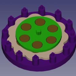 Download free STL file Cycloidal Gear Box • 3D print model, Iplayfast
