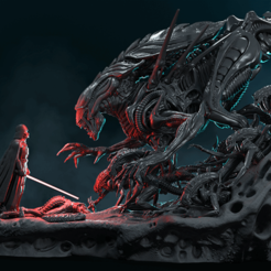 3.png Download STL file Alien Queen vs Darth Vader • 3D printing object, anonymous-8108273e-f9e1-4d1b-9132-8cc903c83e43