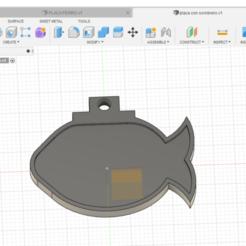 placa gato sombrero 2.png Download STL file plate catfish with hat • Design to 3D print, felipevasquezgamboa
