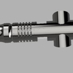 1.PNG Download free STL file Lightsaber 3 • 3D printing template, ignaaltamiranda