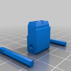 Double_Barrel_Guns.png Download free STL file A.M.V.P. Mk.IV A2, code name(Babirusa) • 3D printer design, ModelBuilderBen