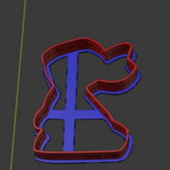 coelhinho.PNG Télécharger fichier STL Un joli lapin • Design pour imprimante 3D, jacquelinea