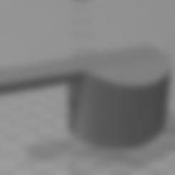 robinet.stl Télécharger fichier STL gratuit Poignée du robinet de mélange • Modèle à imprimer en 3D, petrichormarauder