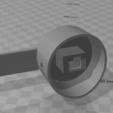 robinet_2.png Télécharger fichier STL gratuit Poignée du robinet de mélange • Modèle à imprimer en 3D, petrichormarauder