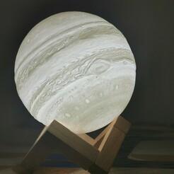 IMG_20201127_192753.jpg Download STL file Jupiter Replica 100% • Design to 3D print, Ismael_017