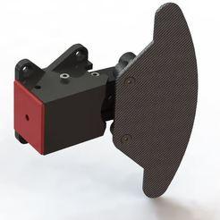 Image_1.JPG Download STL file Paddle Shifter V1.0 • Model to 3D print, guilemam