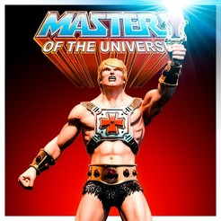 close up.jpg Download 3MF file He-Man and the Masters of the Universe - Statue • Object to 3D print, NachoCG