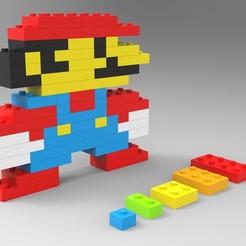 LEGO Set.174.jpg Télécharger fichier STL gratuit Jeu de briques LEGO • Objet à imprimer en 3D, aminebouabid