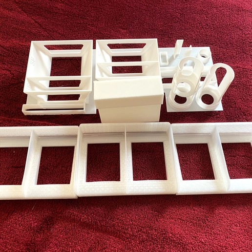 IMG_9623.jpg Download STL file Catan Organizer Insert for the Base Game, Seafarers, and Both 5-6 Player Extensions • 3D printer template, theneedfull
