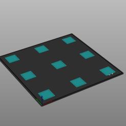 captura.PNG Télécharger fichier STL gratuit Test de niveau des lits • Plan pour imprimante 3D, RDStudio