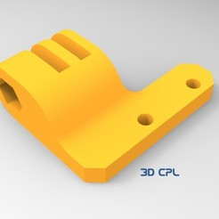 Adaptador GoPro (OpenRC)_.jpg Download free STL file GoPro support for OpenRC / GoPro mount for OpenRC • 3D printable template, 3dcpl