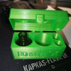 Descargar archivo STL gratis Boite Voopoo DragX • Plan para imprimir en 3D, BaronThoran