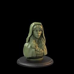 Red Riding Hood.66.1.jpg Descargar archivo STL Caperucita Roja Presupuesta • Objeto imprimible en 3D, TytanTroll_Miniatures