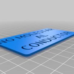 cfd8346a231556478b57dff823b6fa0e.png Télécharger fichier STL gratuit PAS DE MOLESTAR2 • Design imprimable en 3D, mario_becerra92