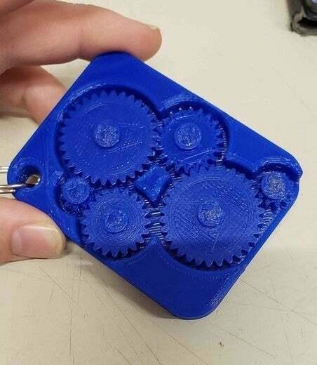 129076610_3785071898190535_4901943327232393111_n.jpg Download free STL file Pocket Gears • Model to 3D print, SPEKERDUDE