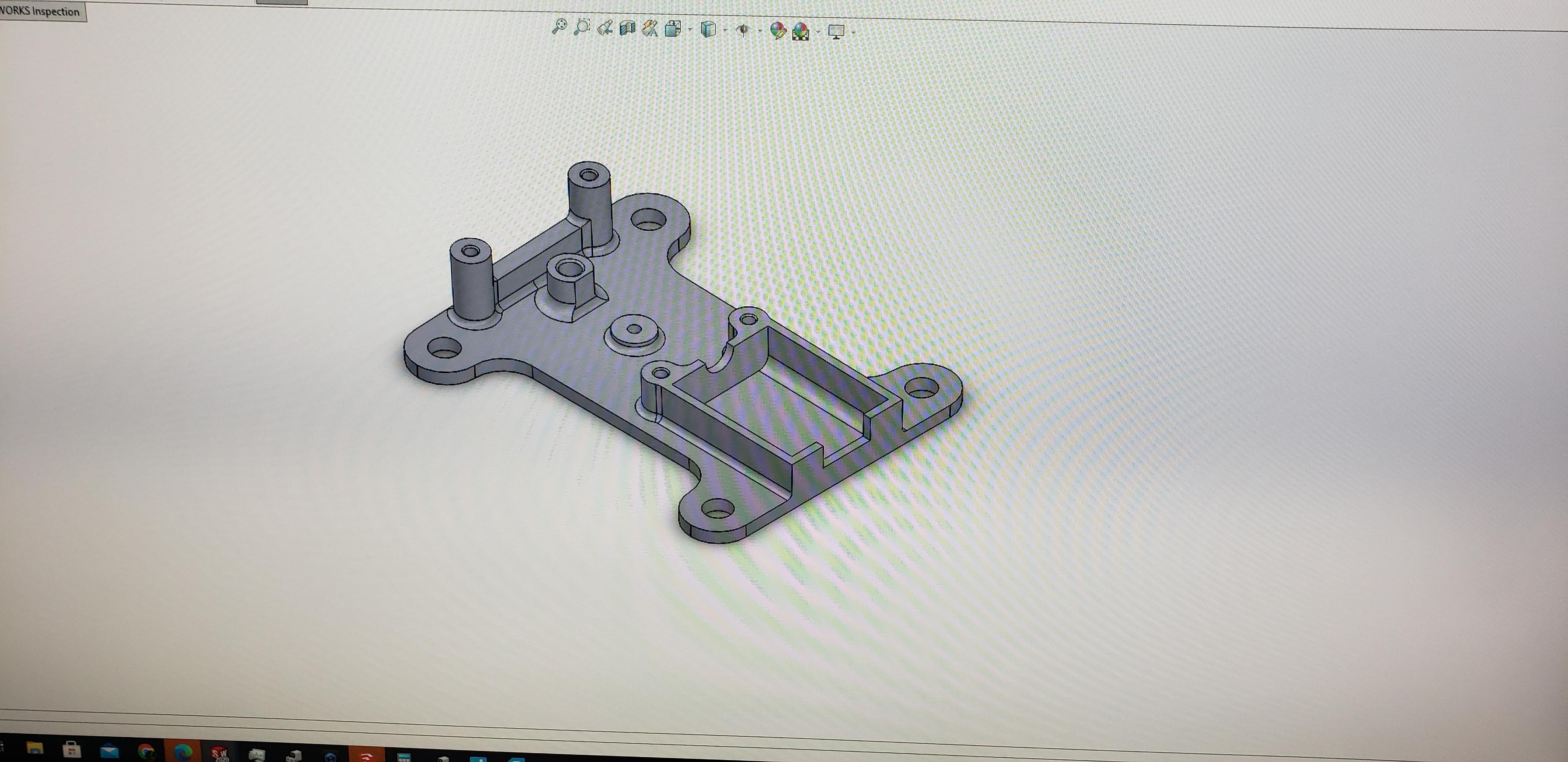 20201108_170548.jpg Download STL file Wall Gears V2  • 3D print template, SPEKERDUDE