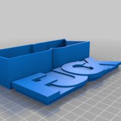 FUCK.png Download free STL file FUCK box . • 3D printer object, SPEKERDUDE