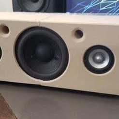 20201101_210536.jpg Télécharger fichier STL gratuit Barre de son de Logitech Speakers • Plan à imprimer en 3D, SPEKERDUDE