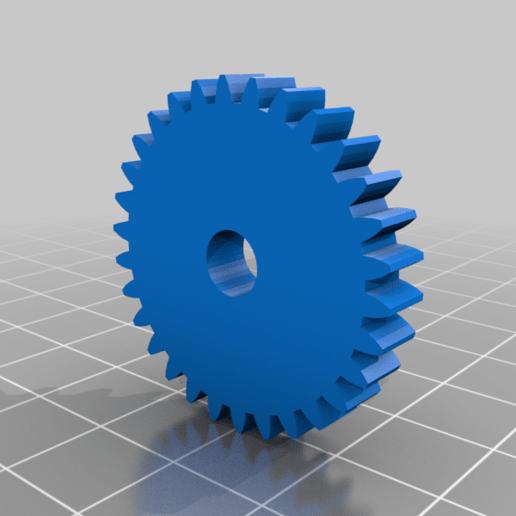 pocket_gears_LARGE_v2_6mm_shaft.png Download free STL file Pocket Gears • Model to 3D print, SPEKERDUDE