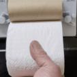 Télécharger fichier STL 4 porte-papier hygiénique à changement rapide + serrure :) • Modèle à imprimer en 3D, iambyrdman