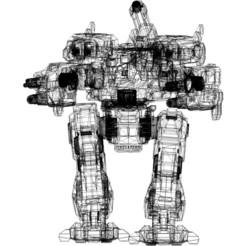 Télécharger fichier STL gratuit Bullshark • Plan pour impression 3D, Dridge