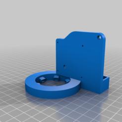 X5SA_PartCooler.png Télécharger fichier STL gratuit X5SA Refroidisseur de pièces amélioré - 5015 Support de ventilateur • Objet pour impression 3D, jTron
