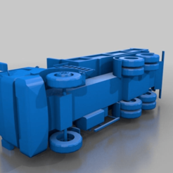 c6594079044a93856ae995b706b2ca6d.png Download free STL file Dump truck with elevator crane • 3D printable object, TraceParts