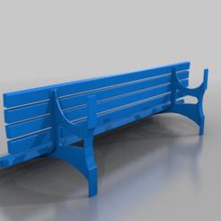 6f9dee4096f6db49f409bd788972402a.png Download free STL file Public benches • 3D printing design, TraceParts