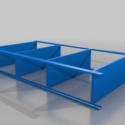 06011fbdf54dccf597187e351c019456.png Download free STL file Metallic shelf - 205 cm • 3D printable template, TraceParts