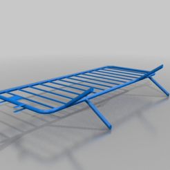 e1411321635624553a141b1320b09d96.png Download free STL file Crowd control barrier • 3D printing design, TraceParts