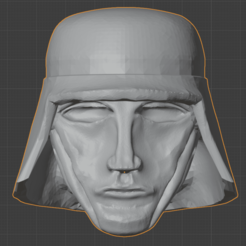 thumbnailmacc.png Download free STL file Jaccabian Mannissary Head • 3D printer template, malakim
