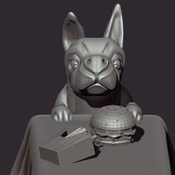 Download STL file Puppy • 3D printing model, c4dquba