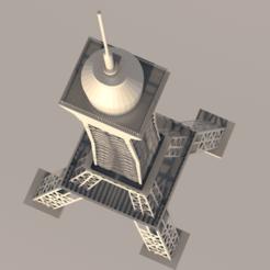 torre da frança3333333333.png Télécharger fichier 3DS Torre eiffel • Design à imprimer en 3D, ismael2020