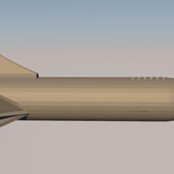 rtyertertert.png Télécharger fichier 3DS Vaisseau spatial simple • Plan pour imprimante 3D, ismael2020