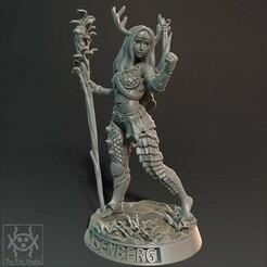 Render1.jpg Download STL file Adventurer - Eshal Isenberg • 3D print design, tri_fin_studio