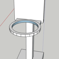 panier de basket.png Download free STL file mini basketball hoop • 3D printer object, corentinfar0