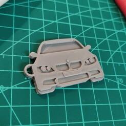IMG_20210121_194718_1.jpg Download STL file BMW M2 / Key Chain key ring • 3D printing object, raycodr99