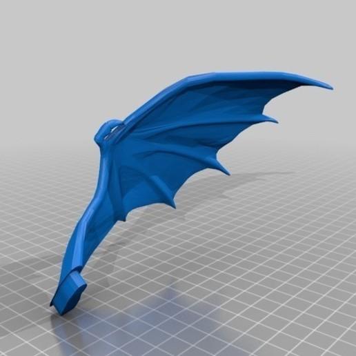 e29abb6fb226fc7e13d374ec732db3b4_preview_featured.jpg Download free STL file Dragon Sculpture • 3D printing model, knadityas92