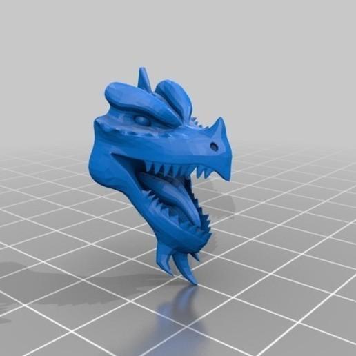 ad41da3b89fe14238f3751cfcd21fe6f_preview_featured.jpg Download free STL file Dragon Sculpture • 3D printing model, knadityas92