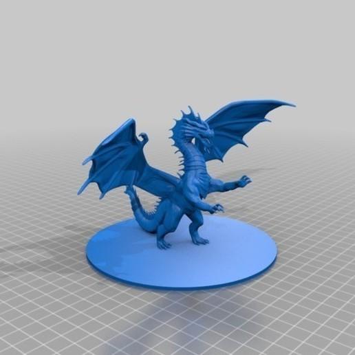 28aecac5bdd0c93a09009156330db236_preview_featured.jpg Download free STL file Dragon Sculpture • 3D printing model, knadityas92