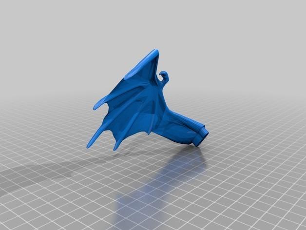 3bdecd696778e1f417a610370e67a1d3_preview_featured.jpg Download free STL file Dragon Sculpture • 3D printing model, knadityas92