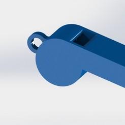 Preview1.JPG Télécharger fichier 3MF Siffler • Plan à imprimer en 3D, DesignHub
