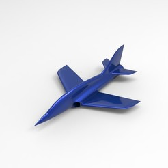 Preview1.jpg Download 3MF file Model Plane • 3D print design, DesignHub